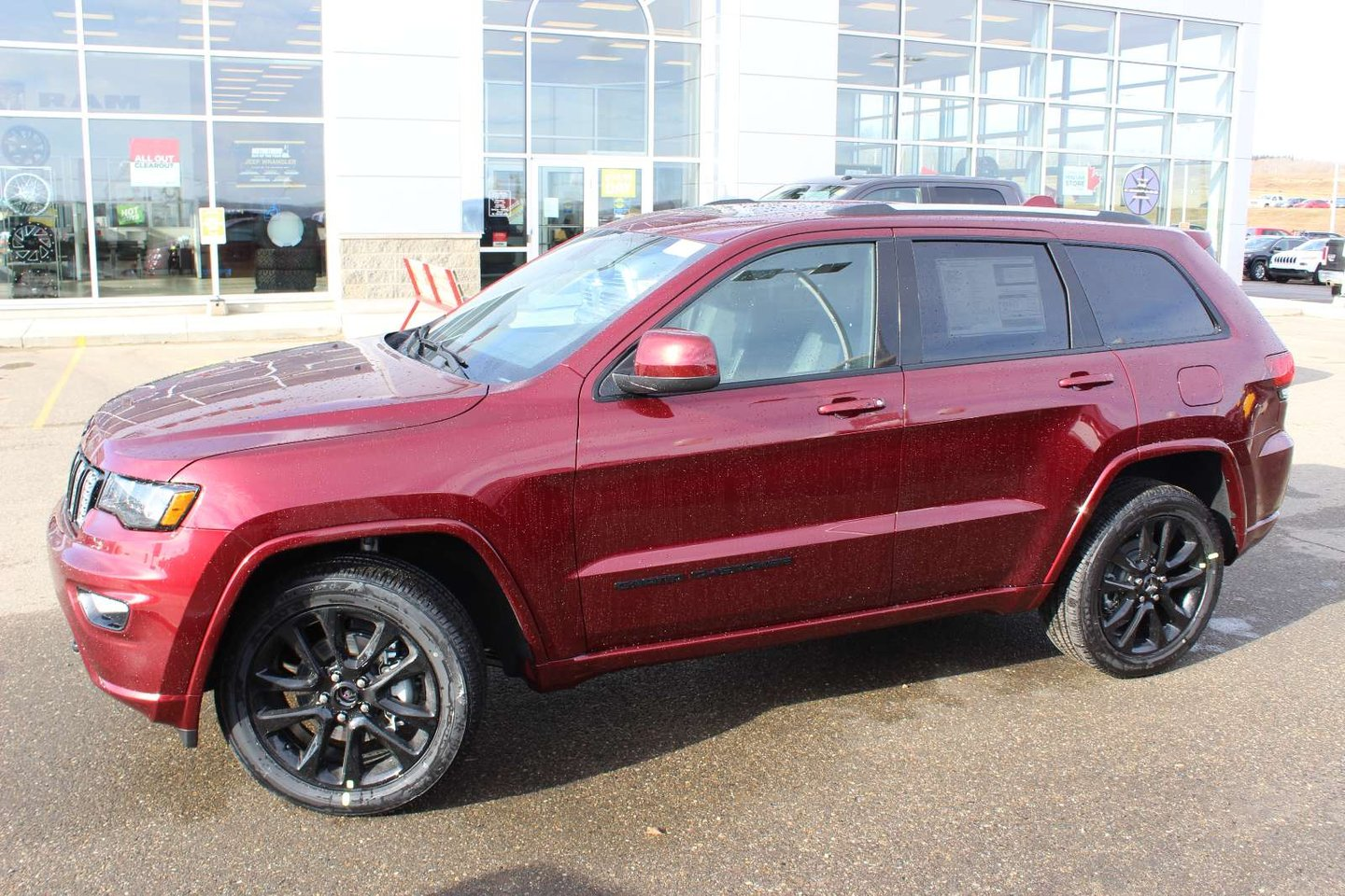jeep grand cherokee peace river