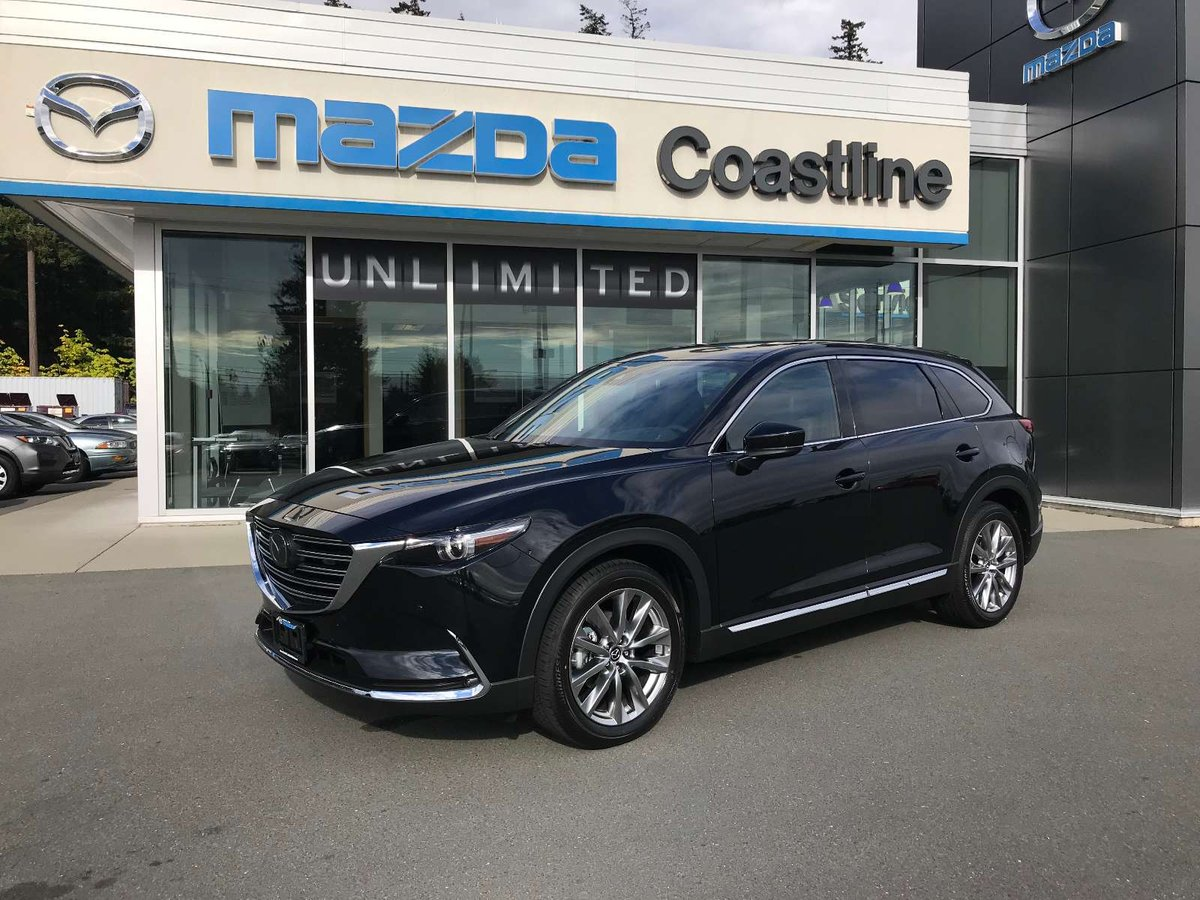 2019 Mazda CX-9 for sale in Campbell River, British Columbia