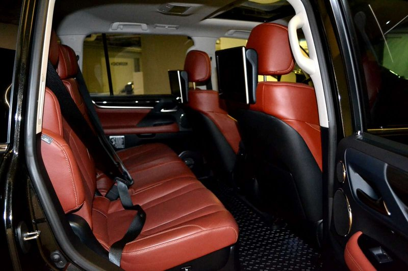 2016 Lexus LX 570 for sale in Vancouver, British Columbia