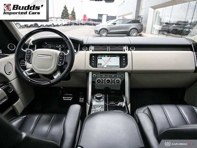 2015 Land Rover Range Rover for sale in Oakville, Ontario