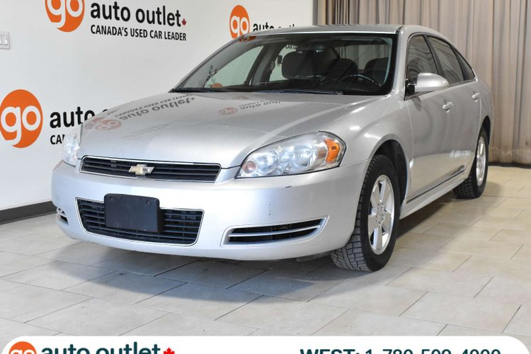 2011 Chevrolet Impala LT for sale in Edmonton, Alberta