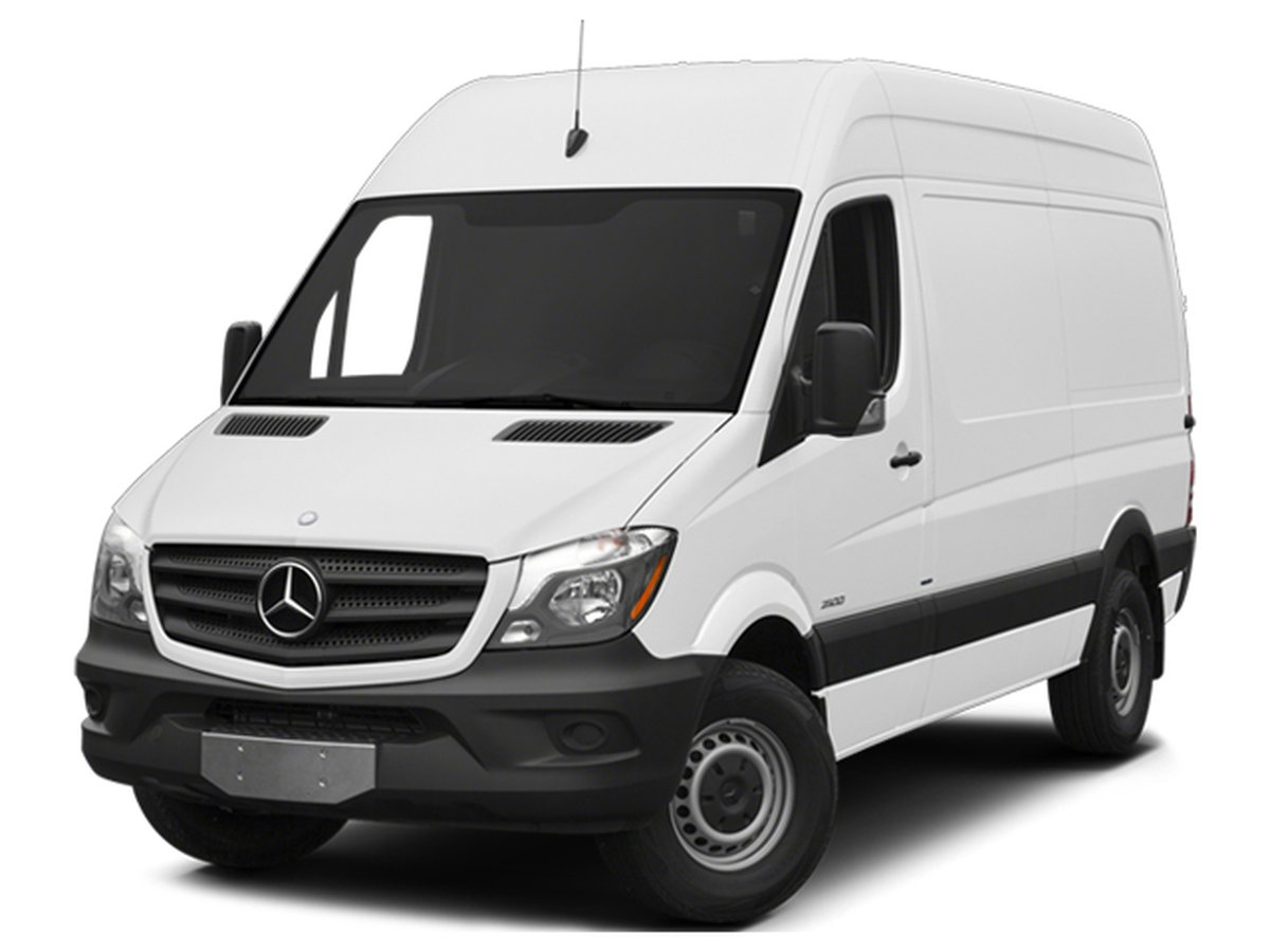 2014 Mercedes-Benz Sprinter Cargo Vans
