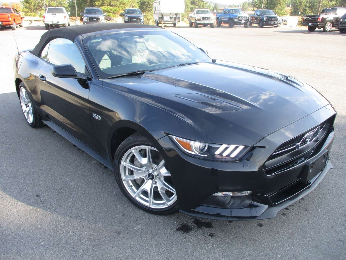 2015 Ford Mustang for sale in Cranbrook, British Columbia