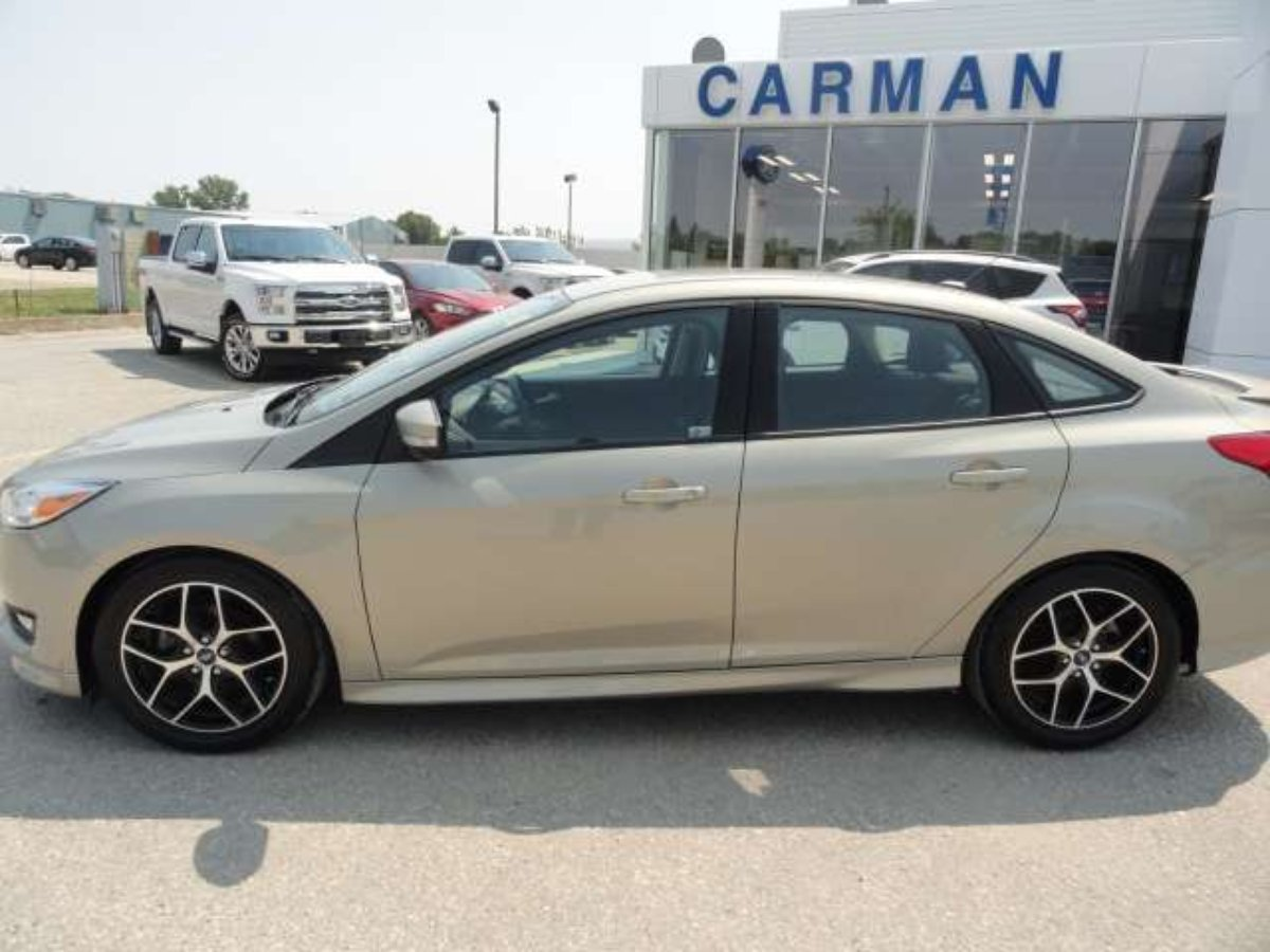 2016 Ford Focus for sale in Carman, Manitoba
