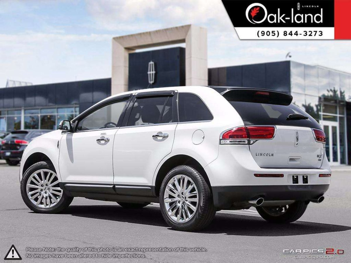 2013 Lincoln MKX for sale in Oakville, Ontario