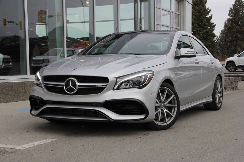 2018 Mercedes-Benz CLA for sale in Kamloops, British Columbia