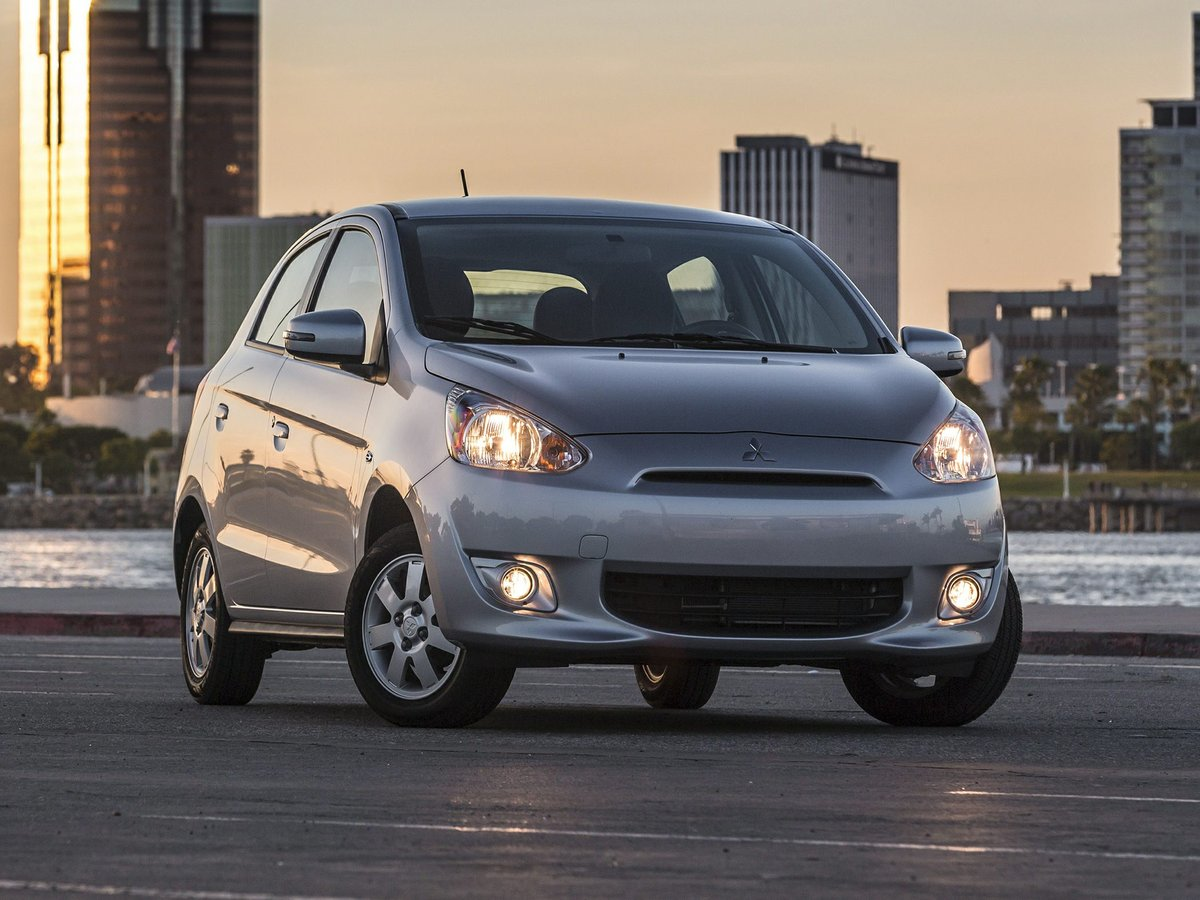 2015 Mitsubishi Mirage for sale in St. John's, Newfoundland and Labrador
