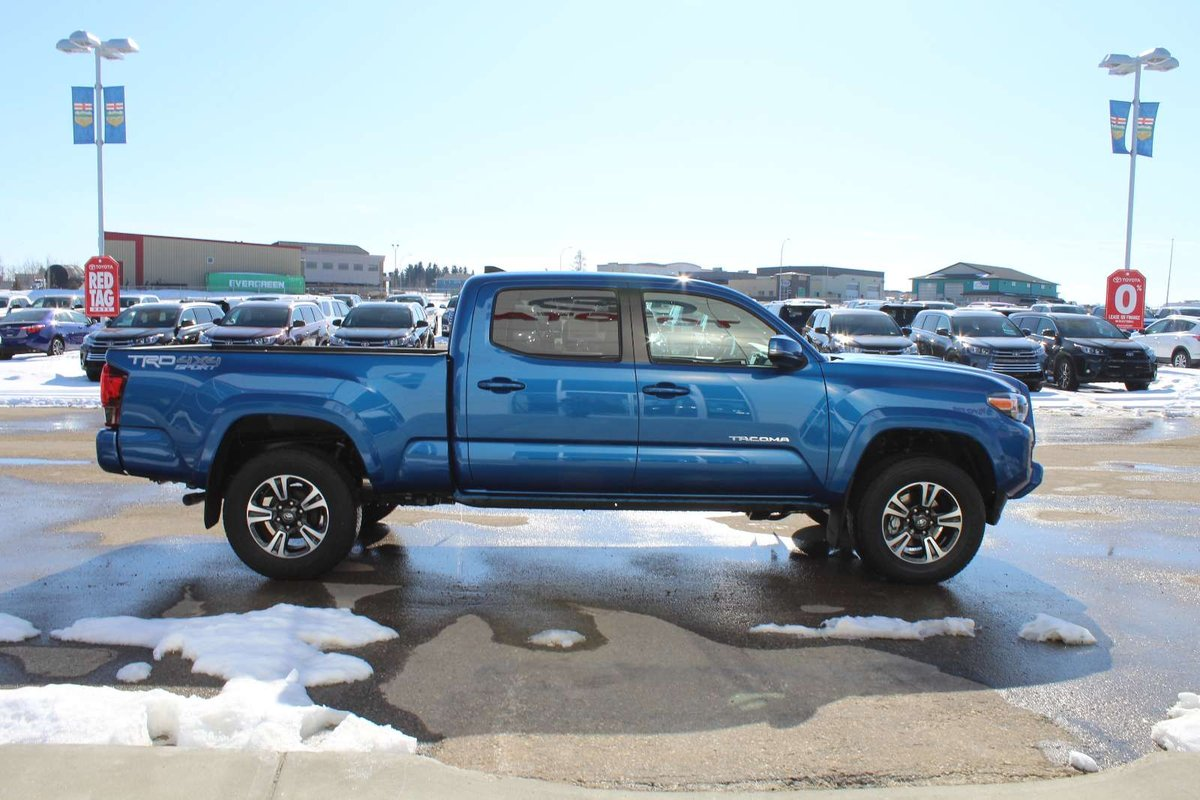 2018 Toyota Tacoma for sale in Drayton Valley, Alberta