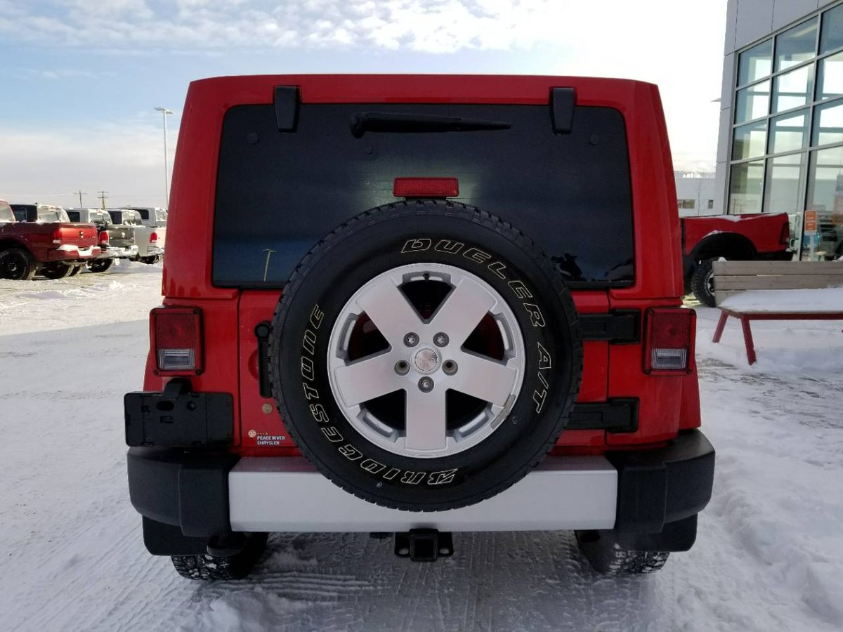 2012 Jeep Wrangler Unlimited for sale in Peace River, Alberta