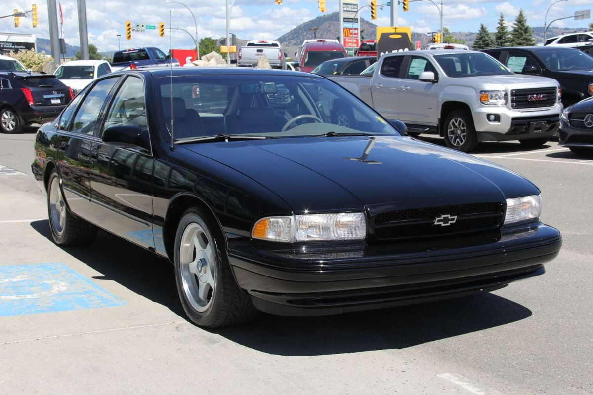 1996 Chevrolet Impala SS for sale in Kamloops, British Columbia