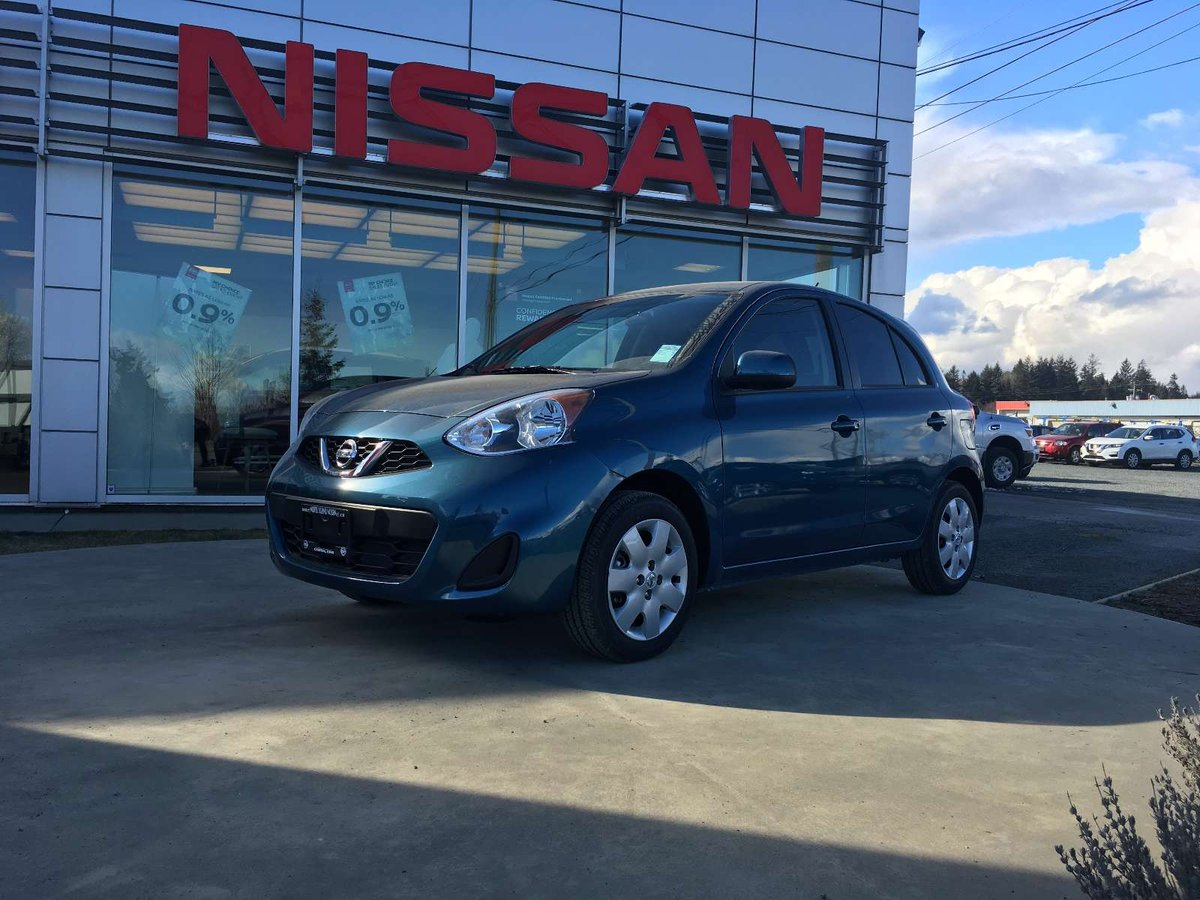 Nissan Campbell River >> 2019 Nissan Micra For Sale In Campbell River