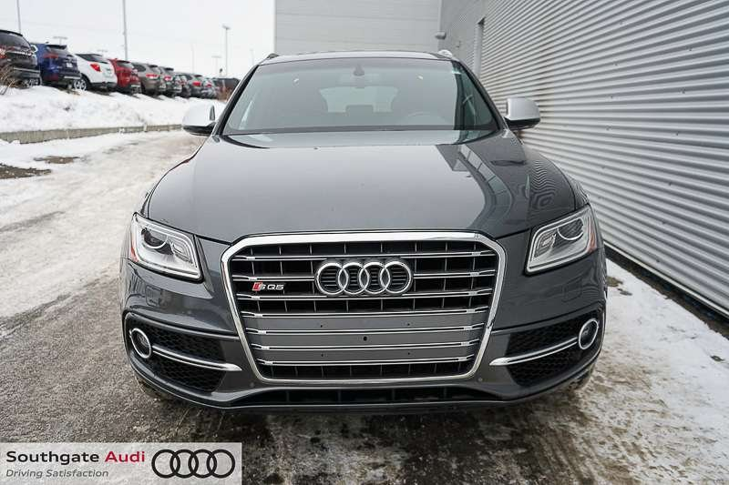 2016 Audi SQ5 for sale in Edmonton, Alberta