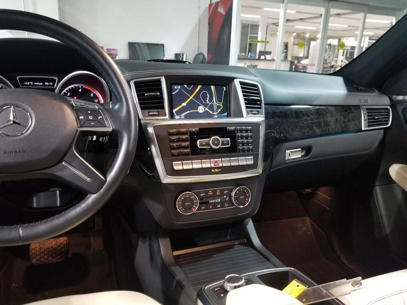 2013 Mercedes-Benz ML for sale in Calgary, Alberta