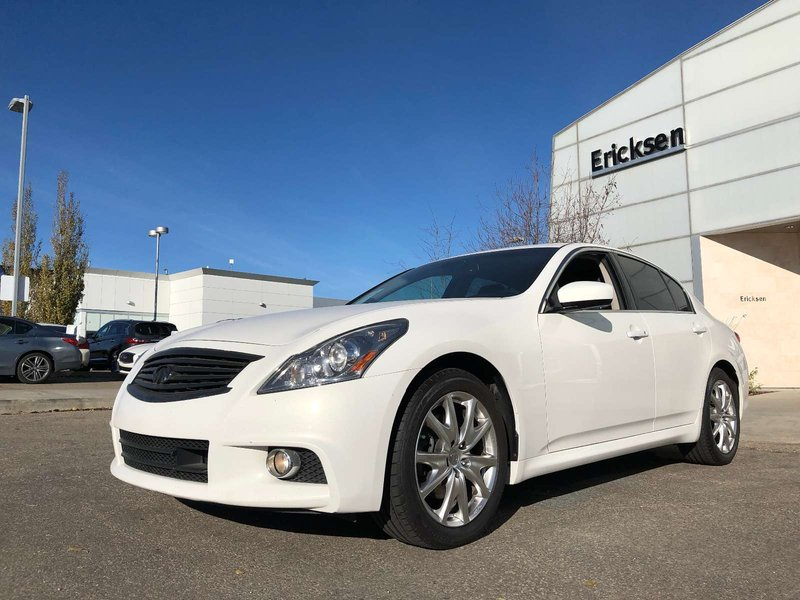 2012 Infiniti G37 Sedan for sale in Edmonton, Alberta