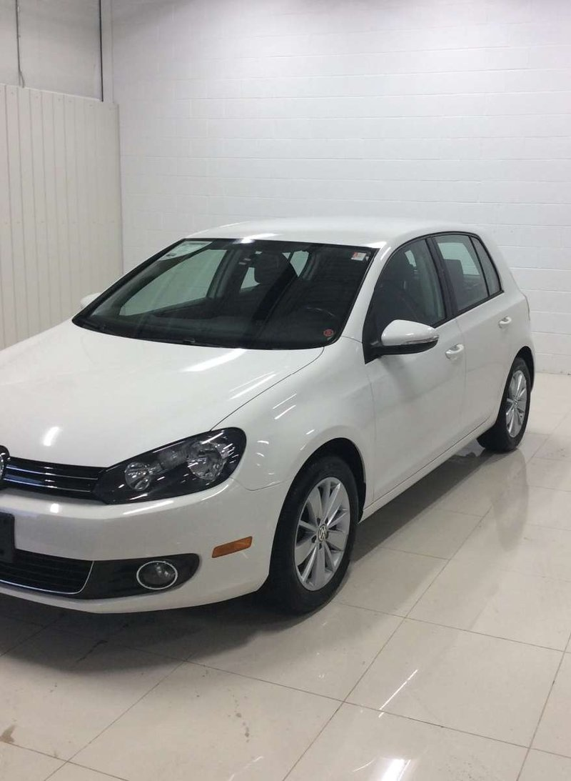 2013 Volkswagen Golf for sale in Sault Ste. Marie, Ontario