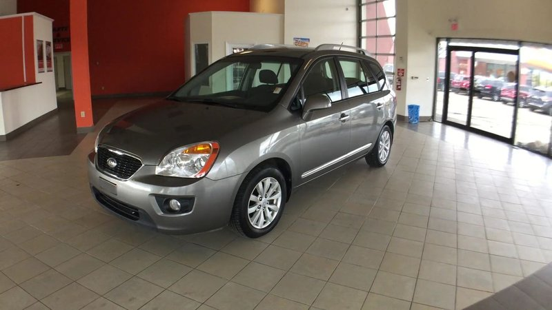 2011 Kia Rondo for sale in Red Deer, Alberta