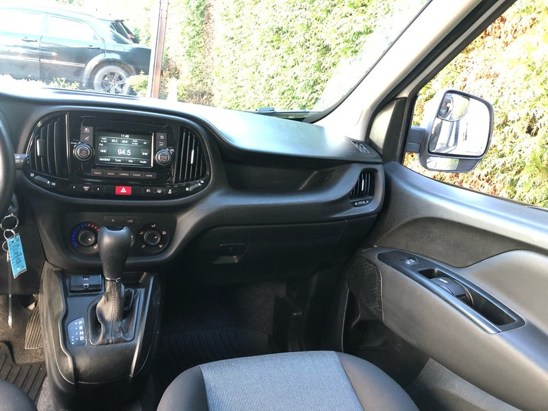 2015 Ram ProMaster City Cargo Van for sale in Surrey, British Columbia