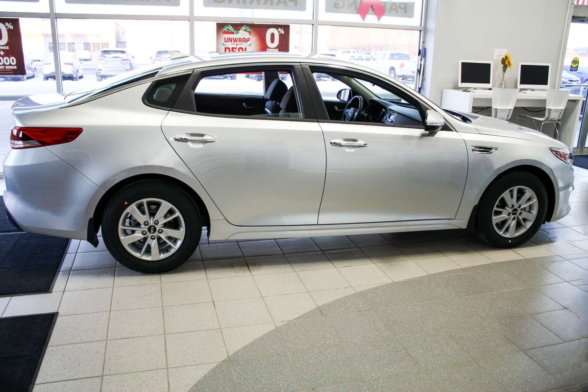 2018 Kia Optima for sale in Brandon, Manitoba
