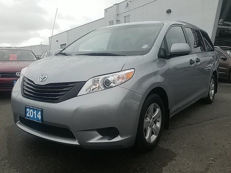 2014 Toyota Sienna for sale in Courtenay, British Columbia