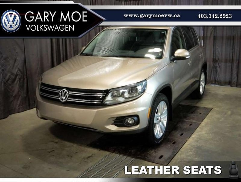 2015 Volkswagen Tiguan for sale in Red Deer, Alberta