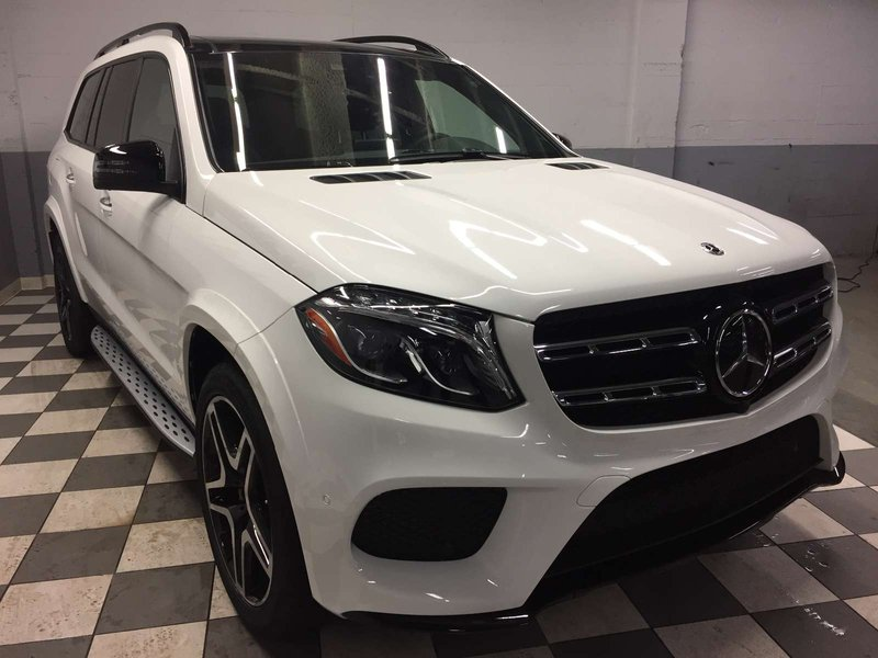2018 Mercedes-Benz GLS for sale in Calgary, Alberta