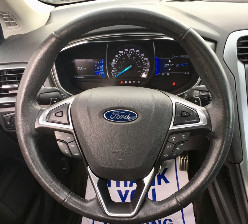 2015 Ford Fusion for sale in Wallaceburg, Ontario