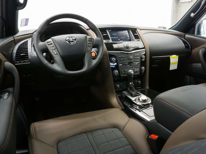 2018 Nissan Armada for sale in Kelowna, British Columbia