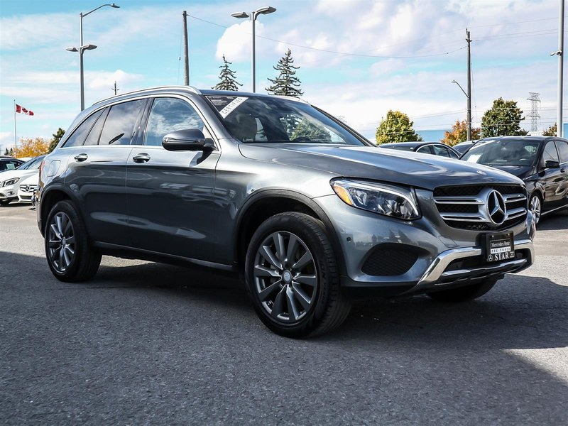 2016 Mercedes-Benz GLC for sale in Ottawa, Ontario