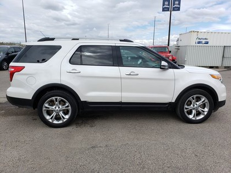 2014 Ford Explorer for sale in Calgary, Alberta