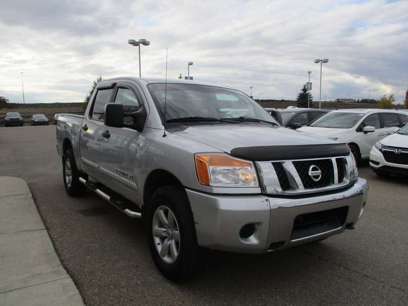 2011 Nissan Titan for sale in Red Deer, Alberta