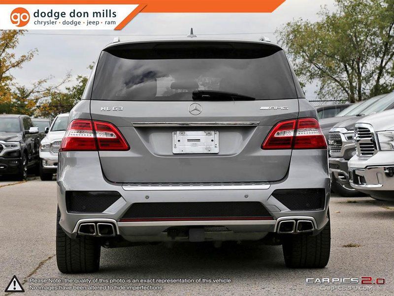2015 Mercedes-Benz ML for sale in Toronto, Ontario