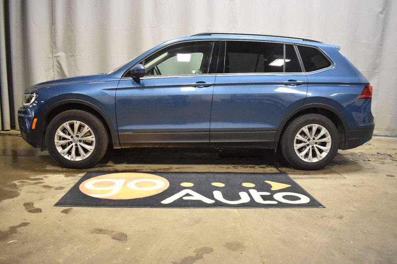 2018 Volkswagen Tiguan for sale in Red Deer, Alberta