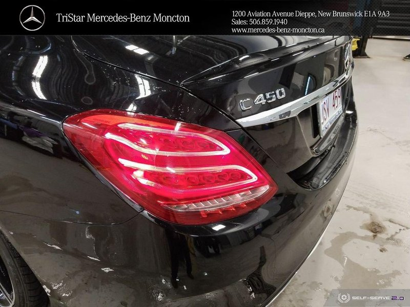 2016 Mercedes-Benz C-Class for sale in Dieppe, New Brunswick