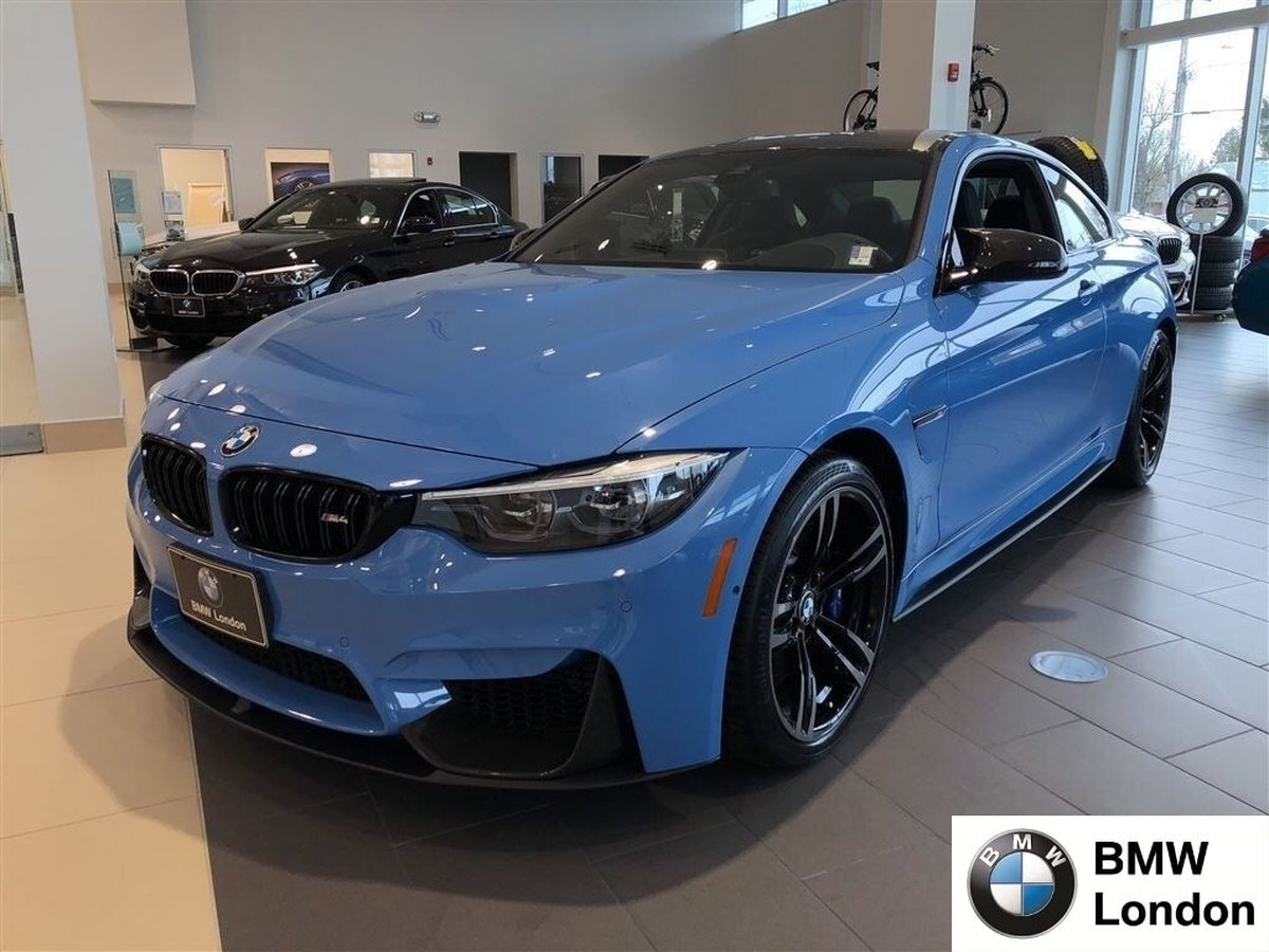 Bmw London Ontario >> 2018 Bmw M4 For Sale In London