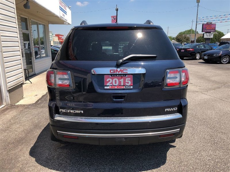 2015 GMC Acadia for sale in Tilbury, Ontario