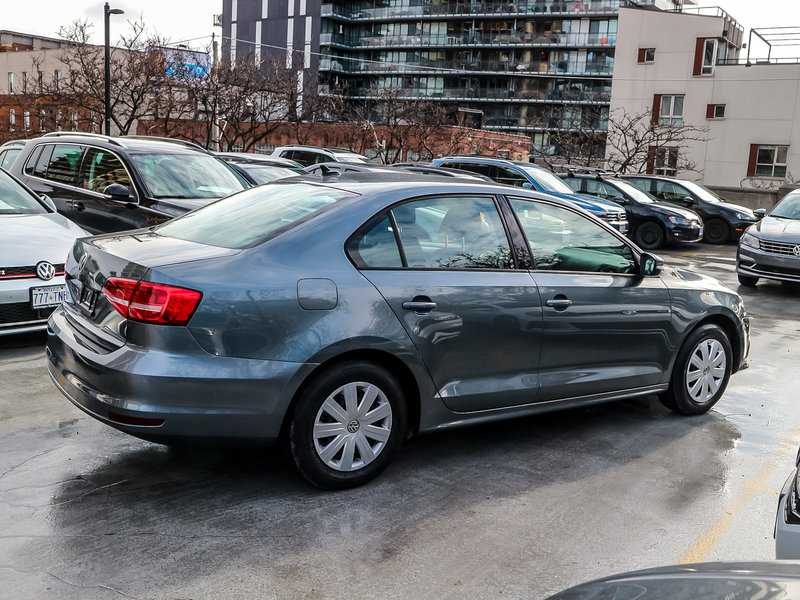 2015 Volkswagen Jetta Sedan for sale in Toronto, Ontario