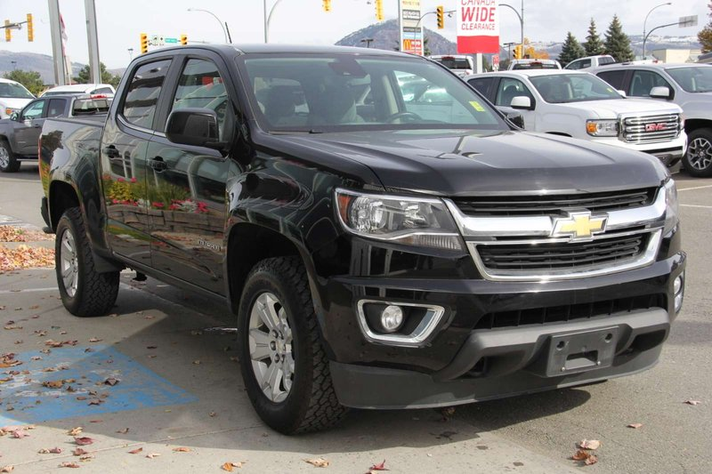 2016 Chevrolet Colorado for sale in Kamloops, British Columbia