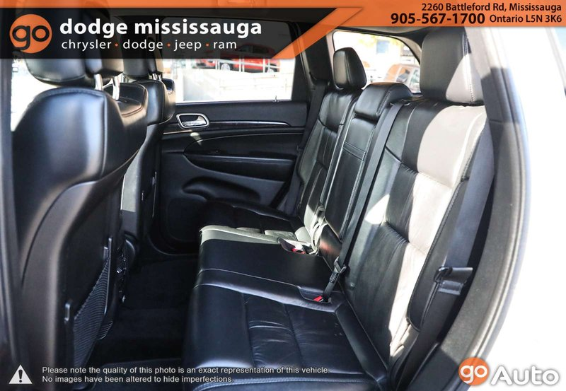 2012 Jeep Grand Cherokee for sale in Mississauga, Ontario