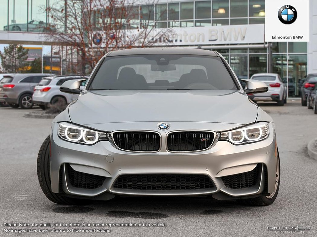 2017 BMW M3 for sale in Edmonton