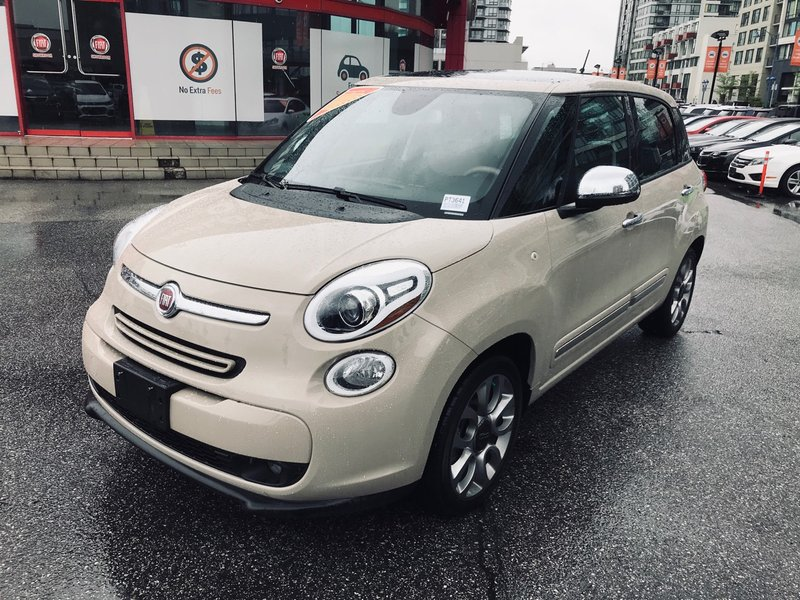 2015 Fiat 500L for sale in Richmond, British Columbia