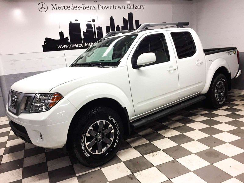 2015 Nissan Frontier for sale in Calgary, Alberta