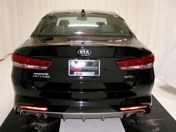 2016 Kia Optima for sale in Winnipeg, Manitoba