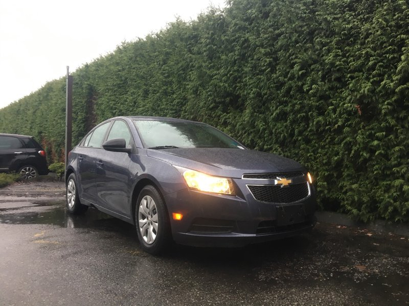 2014 Chevrolet Cruze for sale in Surrey, British Columbia