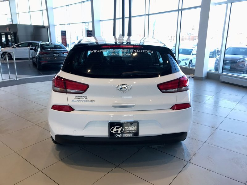 2018 Hyundai Elantra GT for sale in Winnipeg, Manitoba