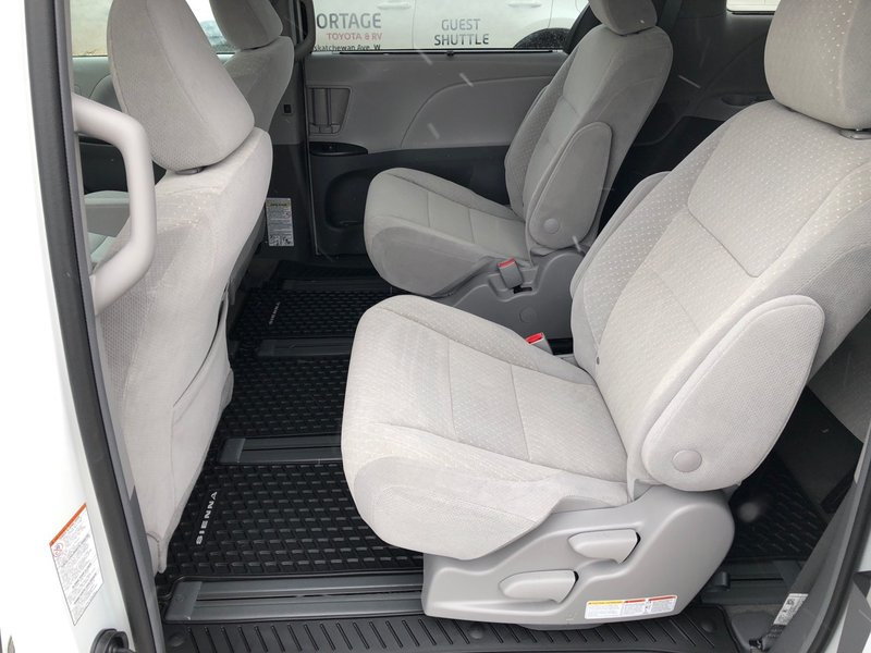 2019 Toyota Sienna for sale in Portage La Prairie, Manitoba