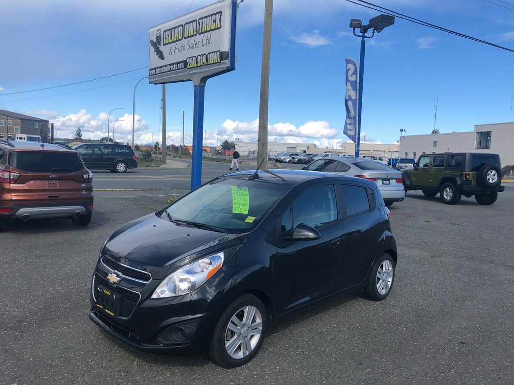 2014 Chevrolet Spark For Sale In Campbell River