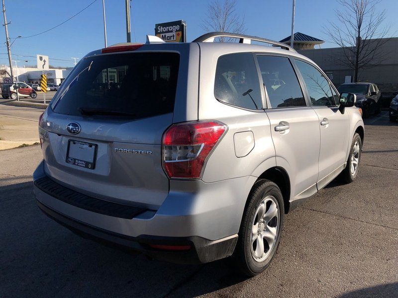 2016 Subaru Forester for sale in London, Ontario