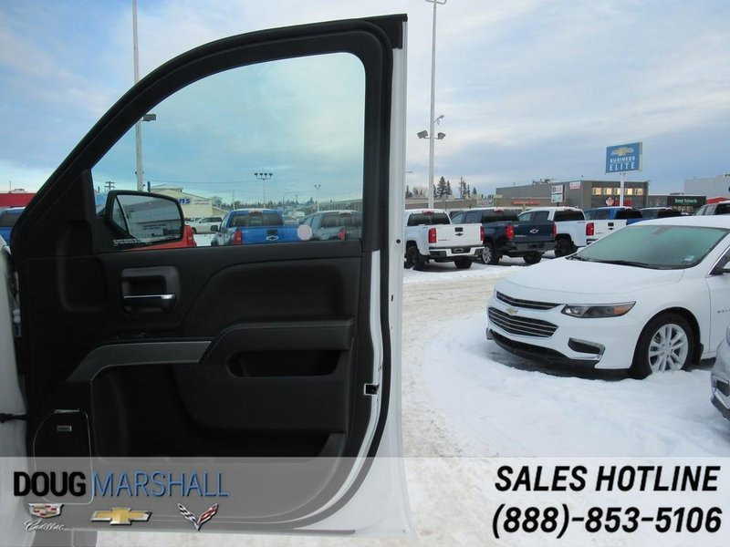 2018 Chevrolet Silverado 1500 for sale in Grande Prairie, Alberta