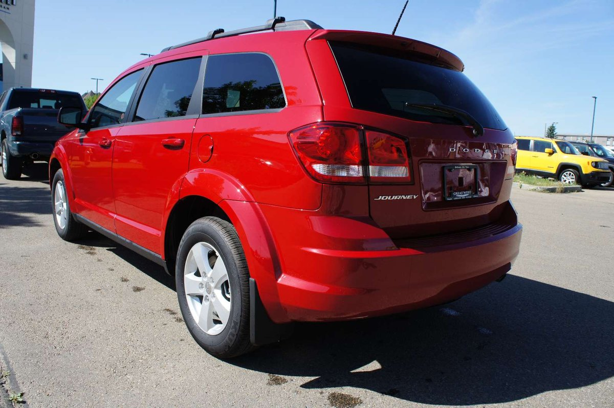 2017 Dodge Journey for sale in Edmonton, Alberta