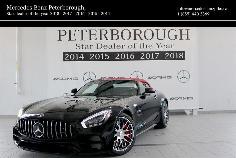 2018 Mercedes-Benz AMG GT for sale in Peterborough, Ontario